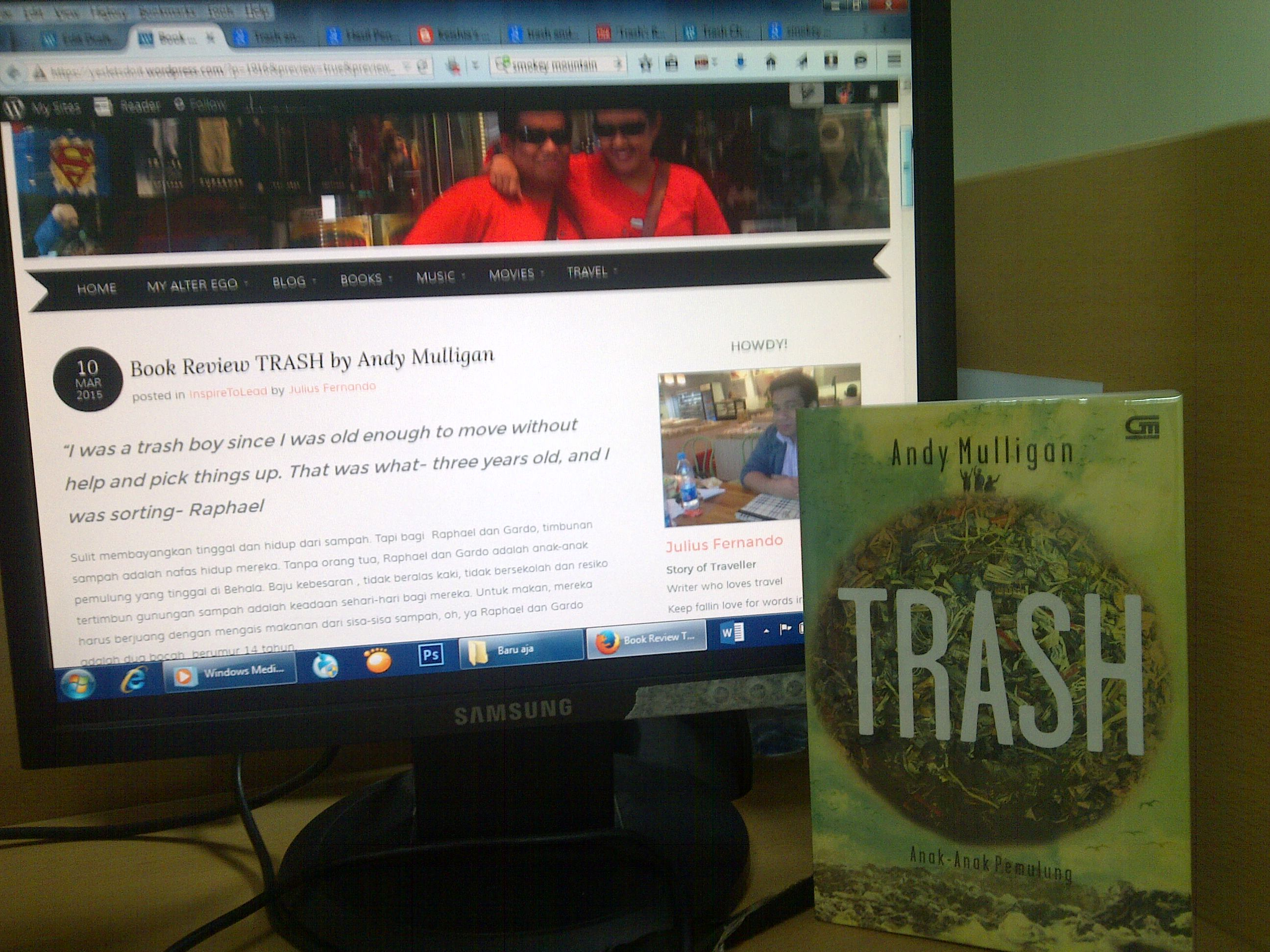 trash summary Find all available study guides and summaries for trash by dorothy allison if there is a sparknotes, shmoop, or cliff notes guide, we will have it listed here.